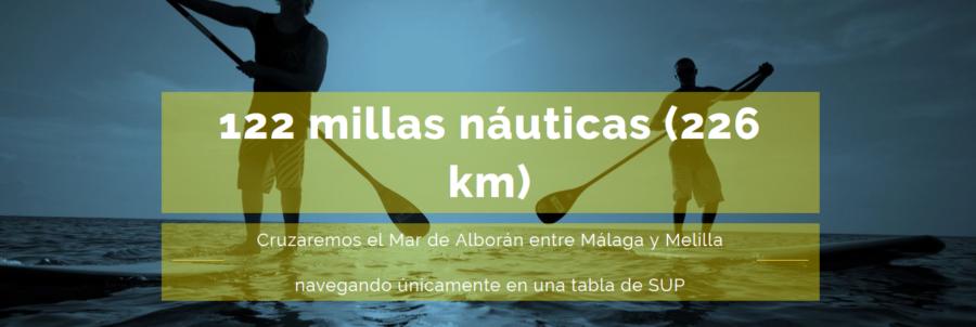 Desafío Solidario Mar de Alborán