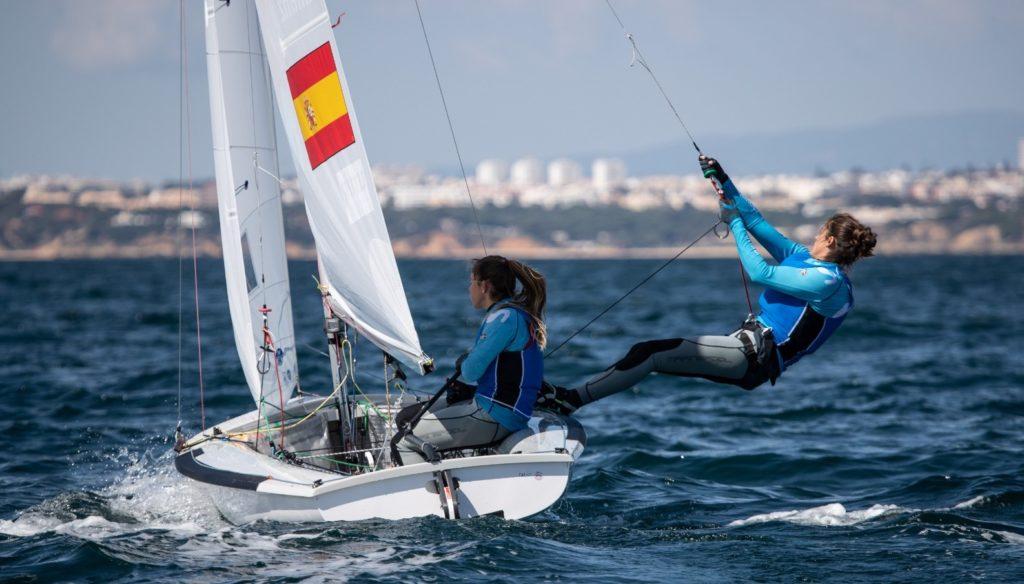 Silvia Mas y Patricia Cantero, campeonas del mundo de 470   Tripulante 18  News
